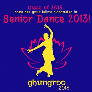 Ghungroo Senior Dance